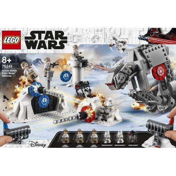Lego Action Battle Echo Base™ Defense, LEGO Star Wars (75241)