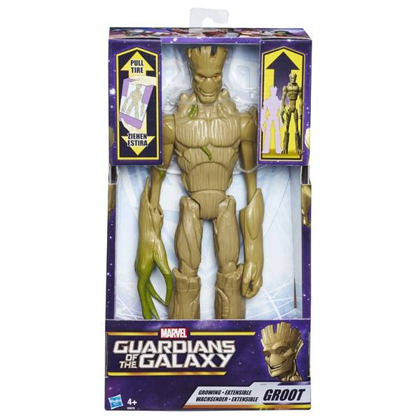 Ecoiffier Growing Groot Guardians of the Galaxy