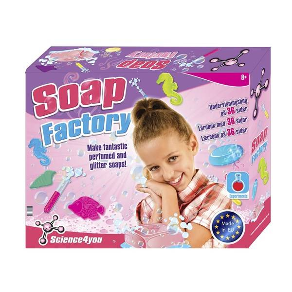 Soap Factory, Science4you