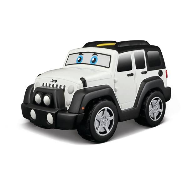 Wrangler Unlimited Jeep Touch N Go