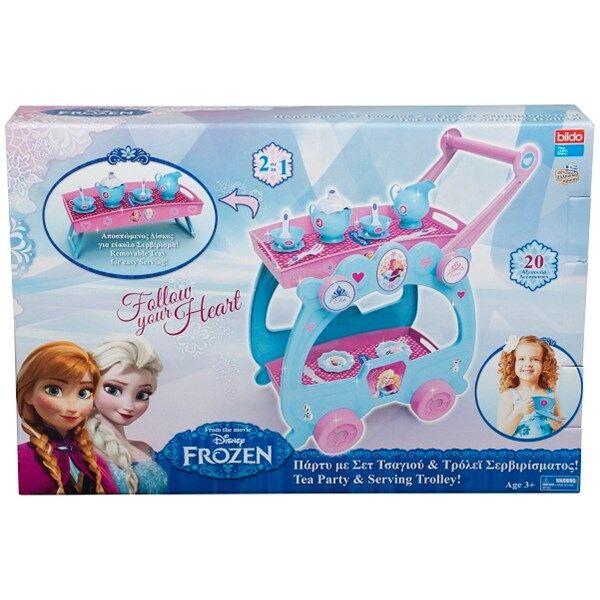 Disney Tea Party Trolley, Disney Frozen