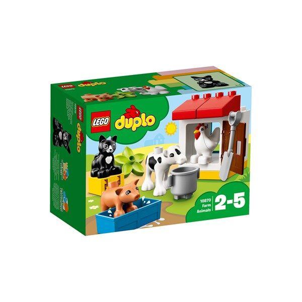 Lego Maatilan eläimet, LEGO DUPLO Town (10870)