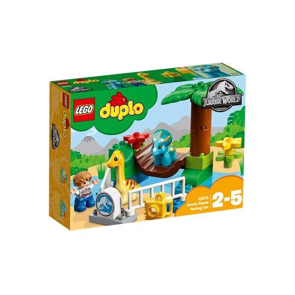 Lego Barnzoo – Snälla jättar, DUPLO (10879)