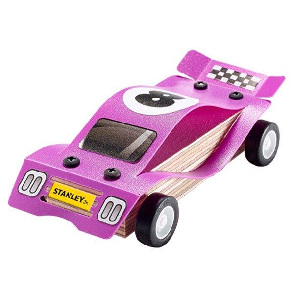 Stanley Jr Rakennuspakkaus Small Kilpa-auto