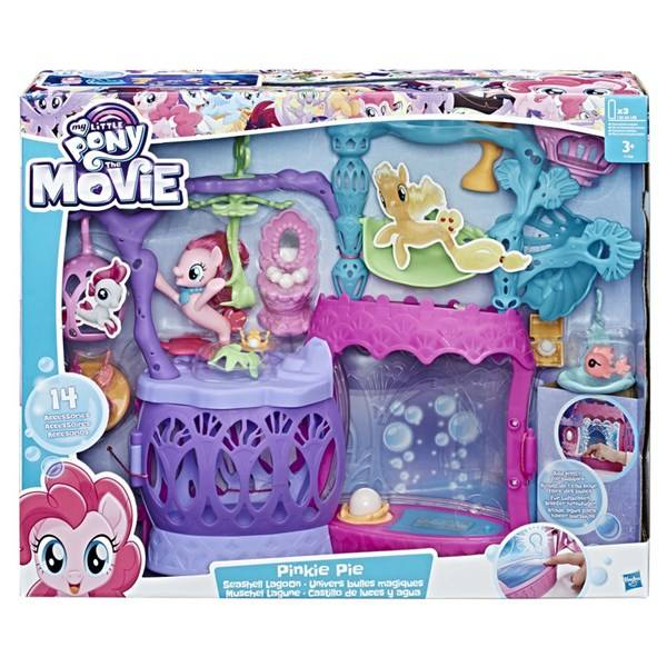 Pro-Ject Twinkle World Playset, Pinkie Pie, My Little Pony