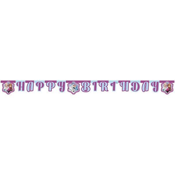 Disney Frozen Kyltti Happy Birthday