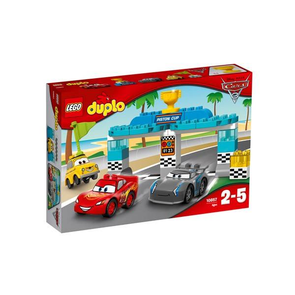 Lego Piston Cup -kisa, LEGO DUPLO Cars (10857)