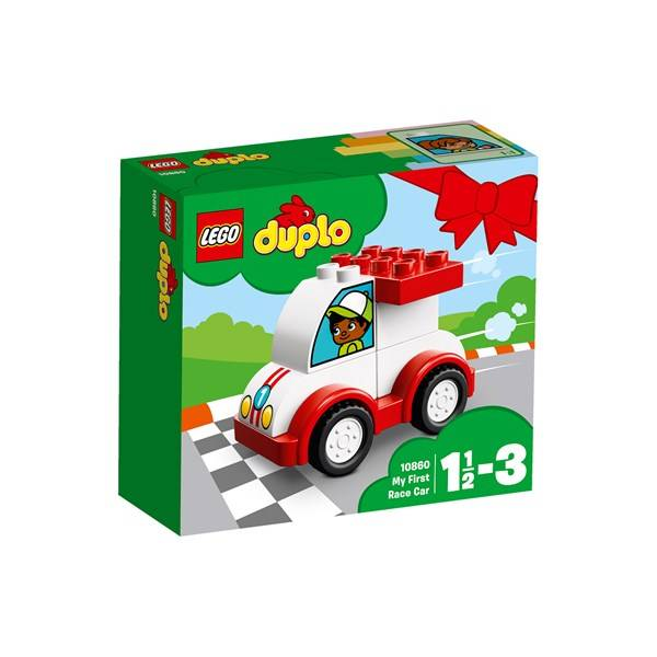 Lego Min första racerbil, LEGO DUPLO My First (10860)