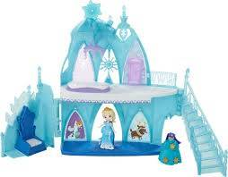 Disney Frozen Little Kingdom Elsan Linna