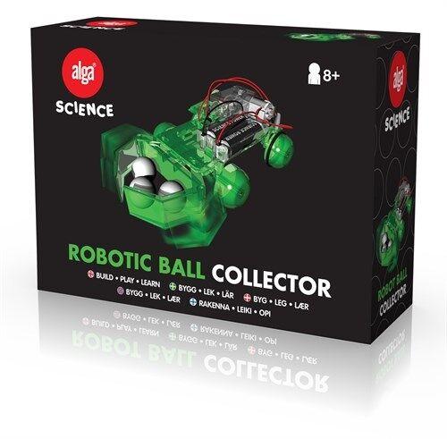 Alga Robottipallonkerääjä, Alga Science