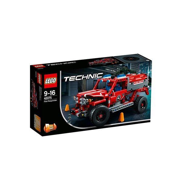 Lego Räddningsfordon, LEGO Technic (42075)