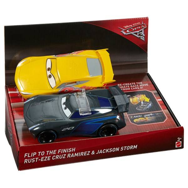 Cars 3 Race N Flip, Disney Cars