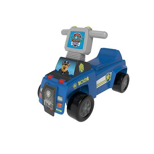 Push´n scoot, Ride-On, Potkuauto Chase, Ryhmä Hau (Paw Patrol)