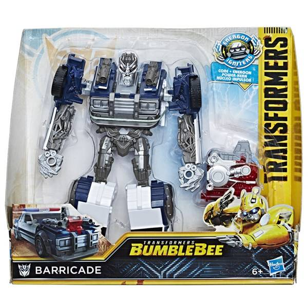 Energon Igniters Nitro Series, Barricade, Transformers