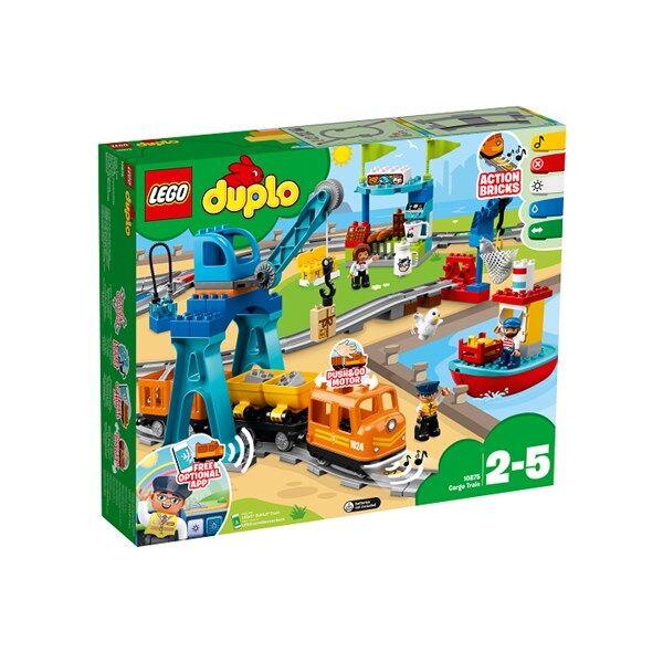 Lego Godståg, LEGO DUPLO Town (10875)