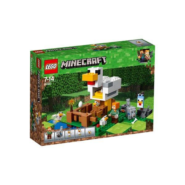 Lego Kanakoppi, LEGO Minecraft (21140)