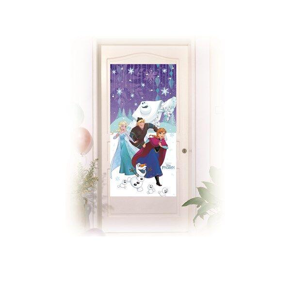 Disney Frozen Snowflakes Ovijuliste
