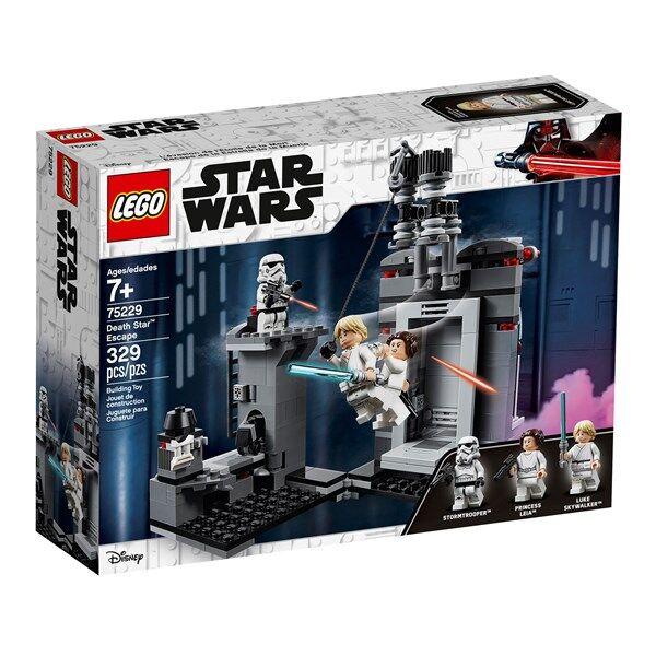 Lego Death Star Escape, LEGO Star Wars (75229)
