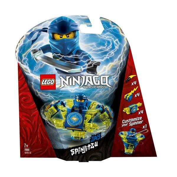 Lego Spinjitzu Jay, LEGO NINJAGO (70660)