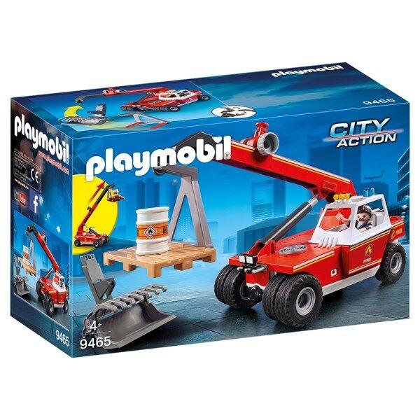 Playmobil Teleskophandtag för brand, Playmobil Action (9465)