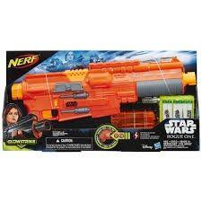 Nerf Sergeant Jyn Erso Deluxe Blaster, Rogue One, Star Wars