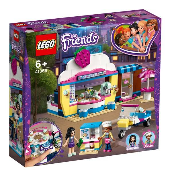 Lego Olivias cupcakekafé-LEGO Friends