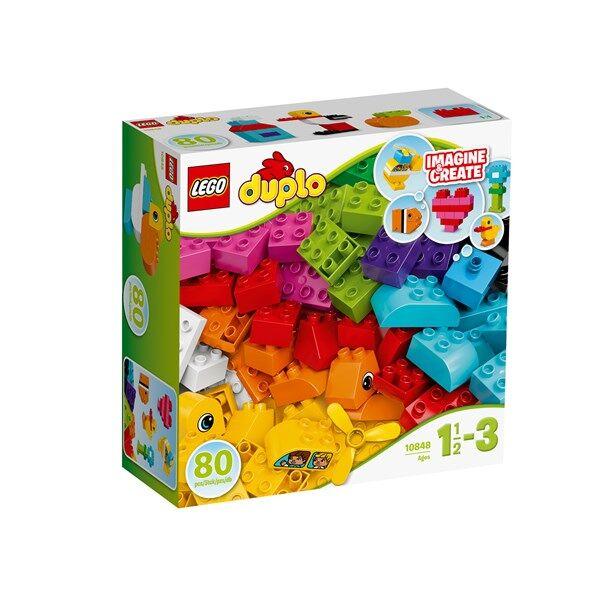 Lego Ensimmäiset palikkani, LEGO DUPLO My First (10848)