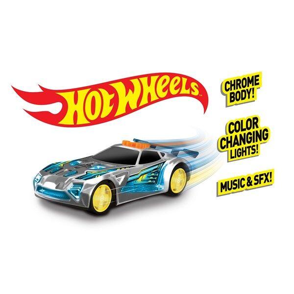 Edge Glow Cruisers, Nerve Hammer, Hot Wheels