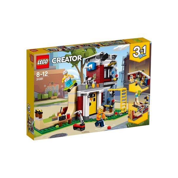 Lego Moduuliskeittitalo, LEGO Creator (31081)