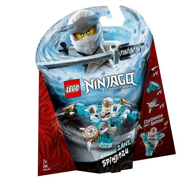 Lego Spinjitzu Zane, LEGO NINJAGO (70661)