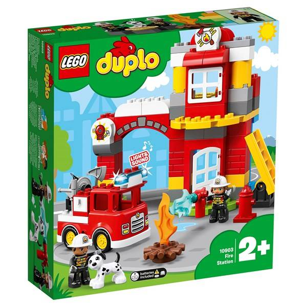 Lego Brandstation-LEGO DUPLO Town