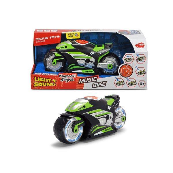 Motorcykel med musik, Dickie Toys