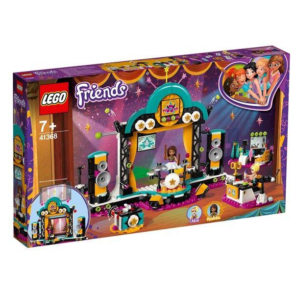 Lego Andreas talangshow-LEGO Friends