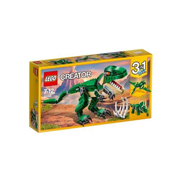 Lego Mahtavat dinosaurukset, LEGO Creator (31058)