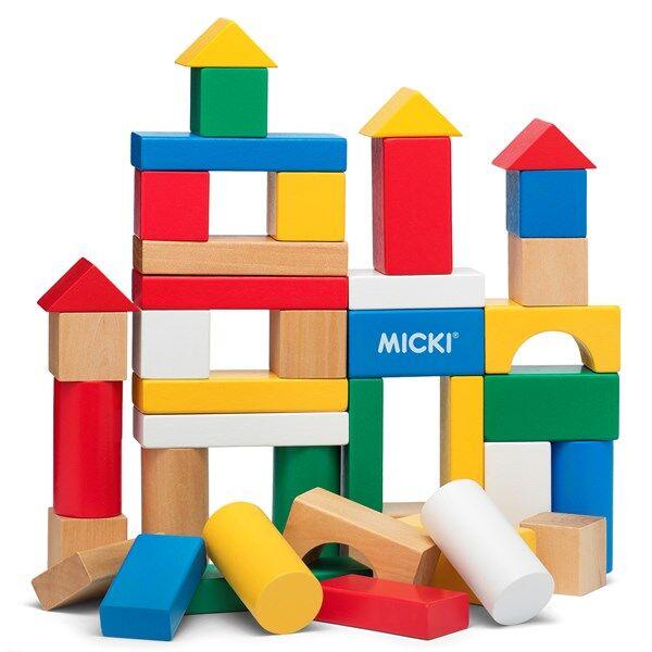40 Rakennuspalikkaa, Classic, Micki