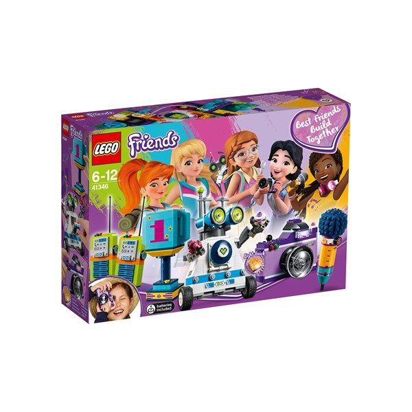 Lego Ystävyyslaatikko, LEGO Friends (41346)