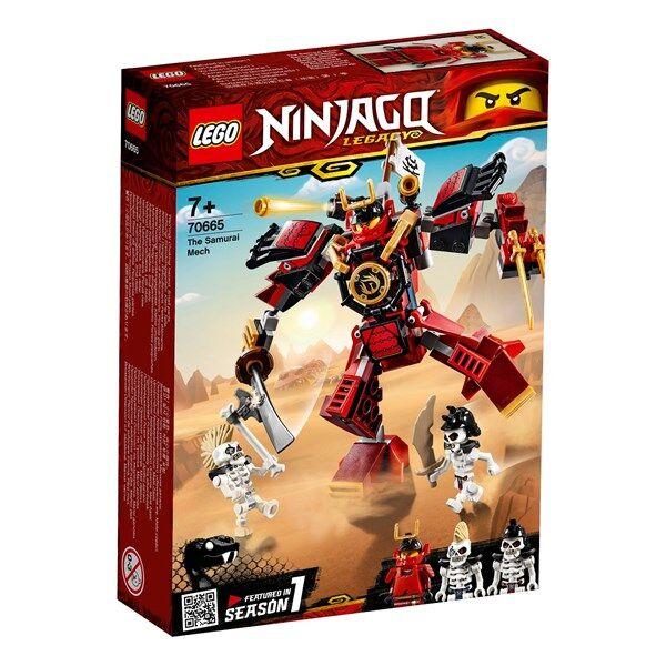 Lego Samurais robot, LEGO NINJAGO (70665)
