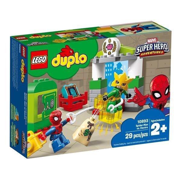 Lego Spider-Man vs. Electro, LEGO DUPLO Super Heroes (10893)