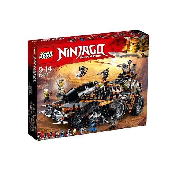 Lego Dieselnaut, LEGO Ninjago (70654)