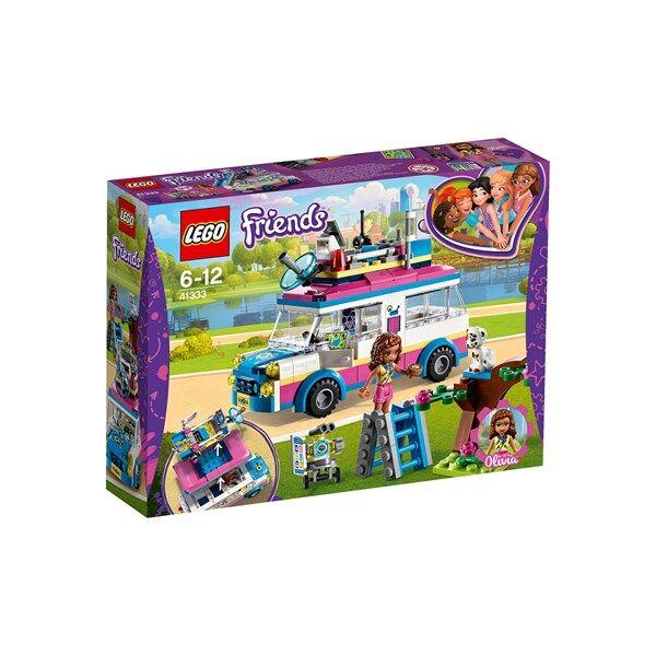 Lego Olivian tehtäväauto, LEGO Friends (41333)