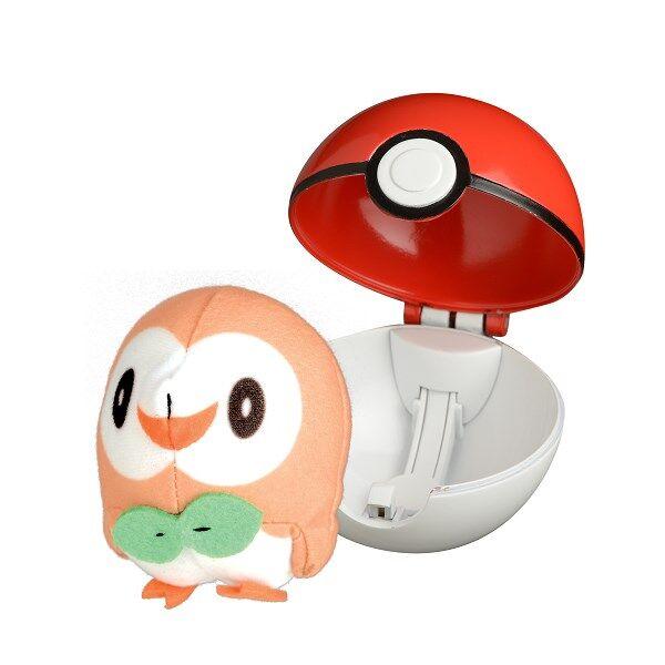 Pokémon Toss n Pop, Rowlet