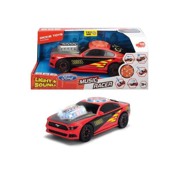 Racerbil med musik, Dickie Toys
