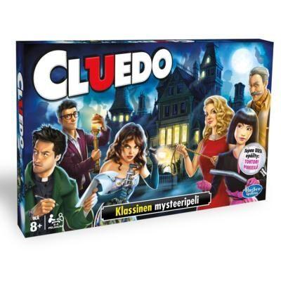 Hasbro Cluedo Refresh, Hasbro