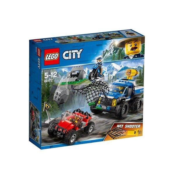 Lego Polisjakt på berget, LEGO City Police (60172)