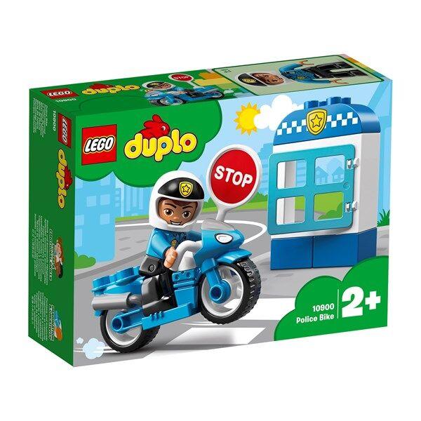 Lego Polismotorcykel, LEGO DUPLO Town (10900)
