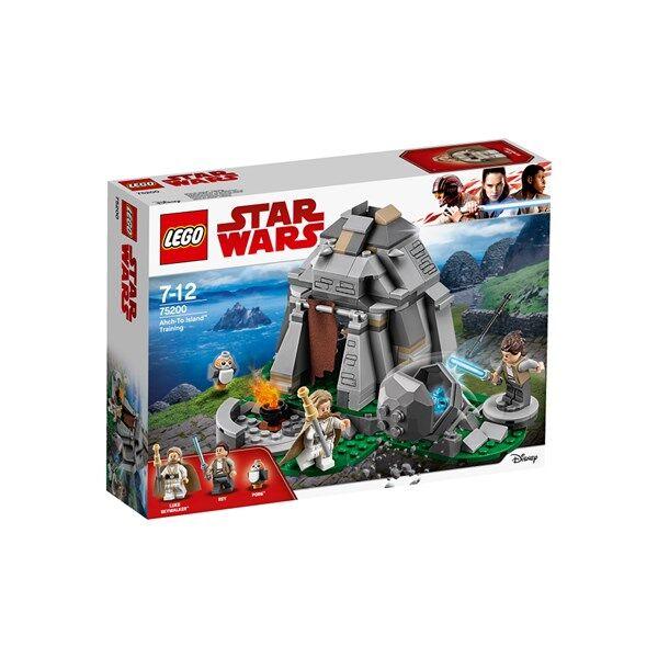 Lego Ahch-To Island™ Training, LEGO Star Wars (75200)