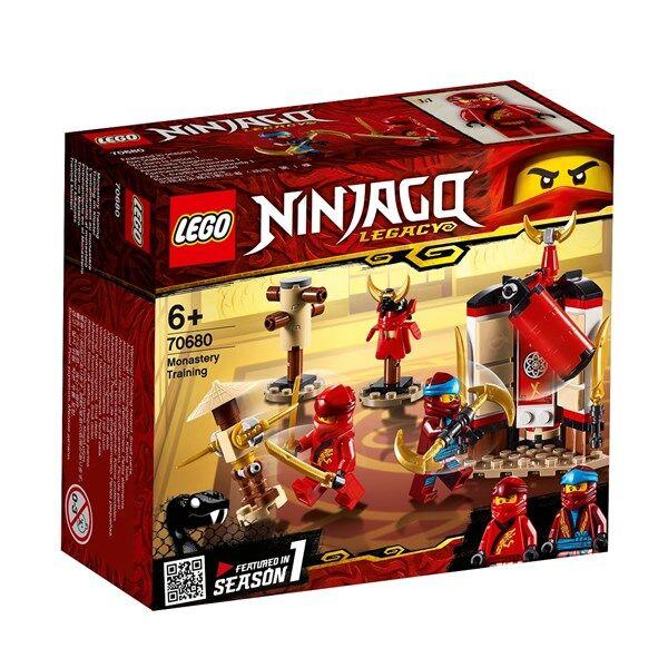 Lego Tempelträning, LEGO NINJAGO (70680)