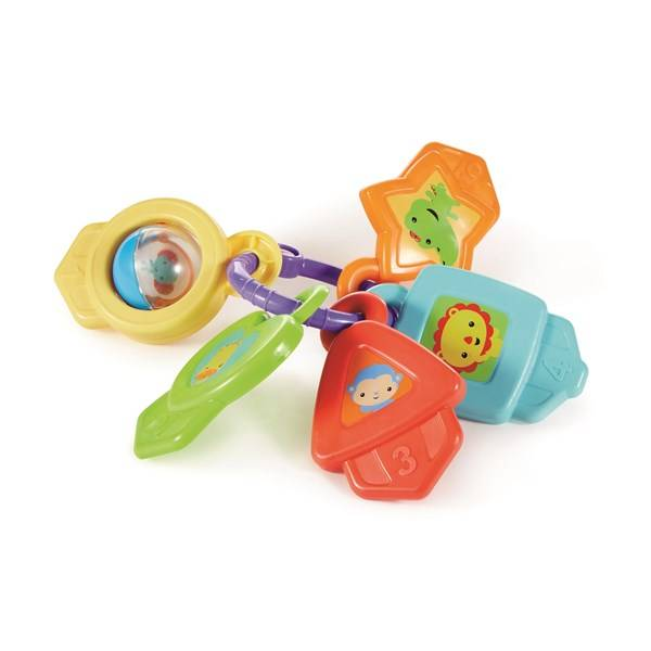 Fisher-Price and Color Keys Avaimet