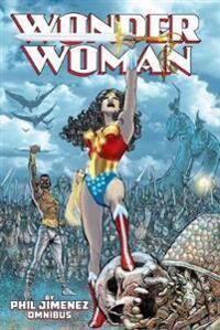 Wonder Woman by Phil Jimenez Omnibus