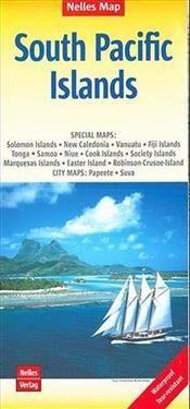 South Pacific Islands / Salomon-New Caledonia-Vanuatu-Fiji..
